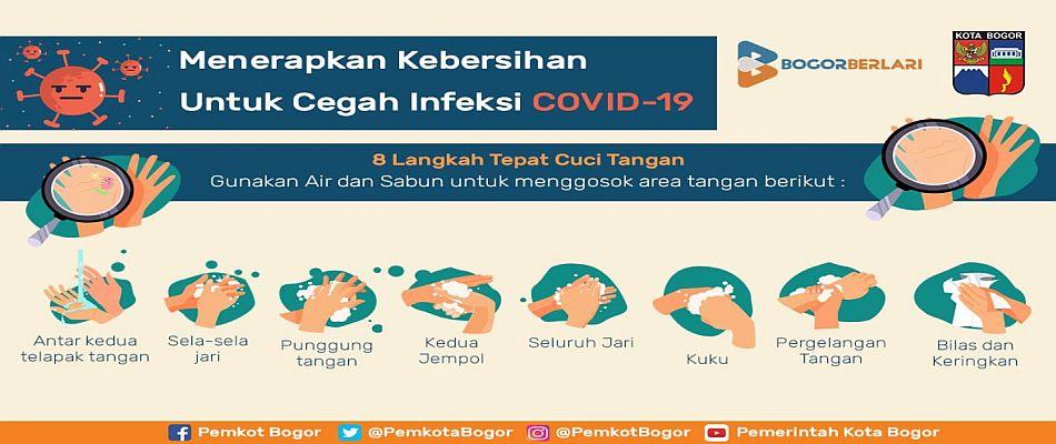 Cegah Infeksi COVID-19